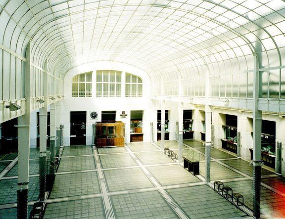 Wiener Postsparkasse Bild: Architekturzentrum Wien, Sammlung, Margherita Spiluttini