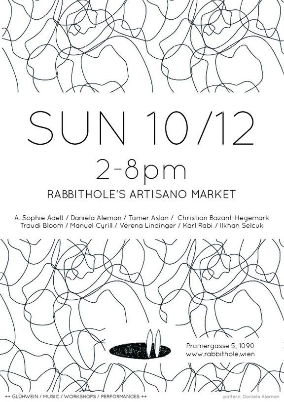 RabbitHole's artisanos market