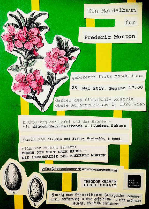 Ein Mandelbaum für Frederic Morton