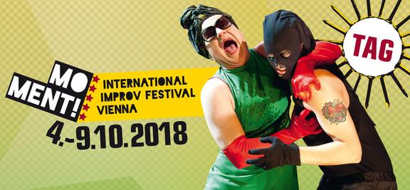 Moment! 7th International Improv Festival 2018