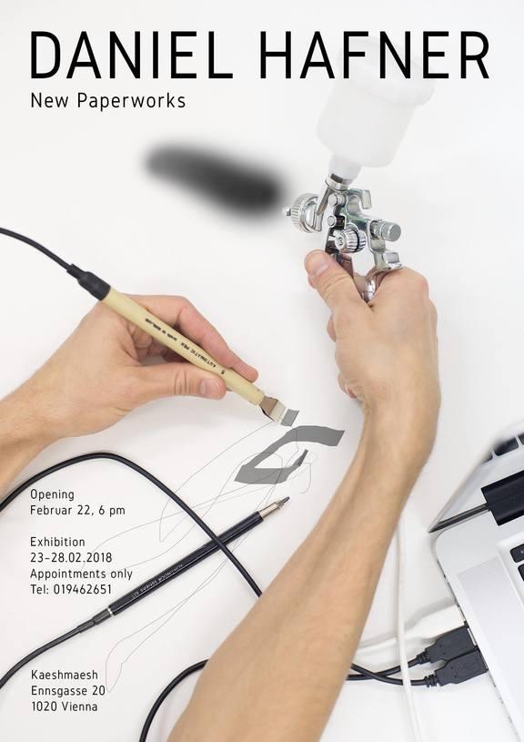 Daniel Hafner: New Paperworks