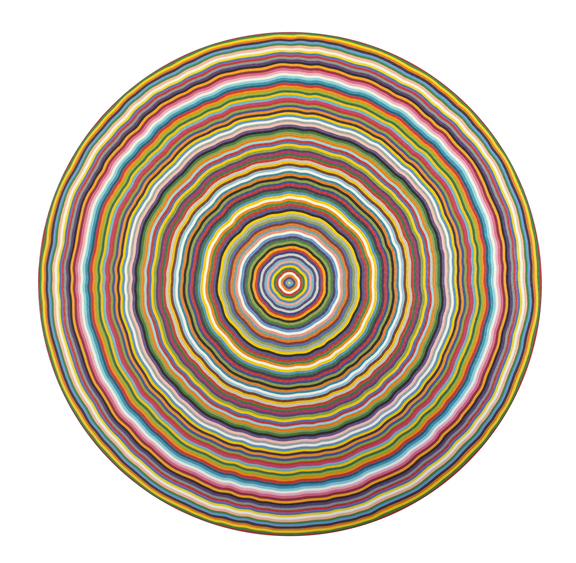 Ekrem Yalcindae: From Color To Color