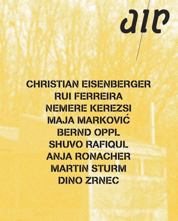 AIR Artist in Residence Vienna / Hungary / Croatia