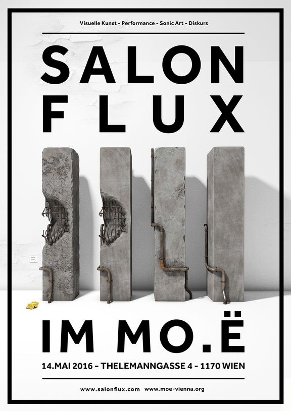 Salon Flux im mo.ë. Ausstellung/Intervention zu Emotional Labour