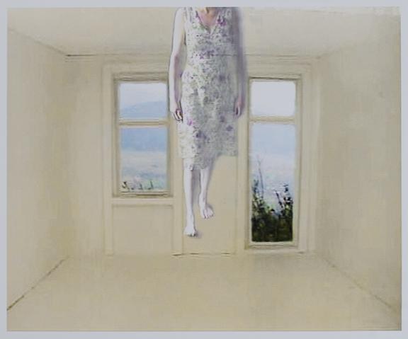 Miriam Bajtala: so als ob, 2002