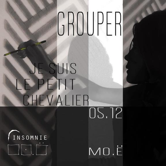 Grouper, Félicia Atkinson
