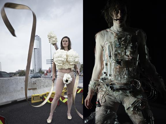 Moe Contemporary: Monsterfrau Exhibition