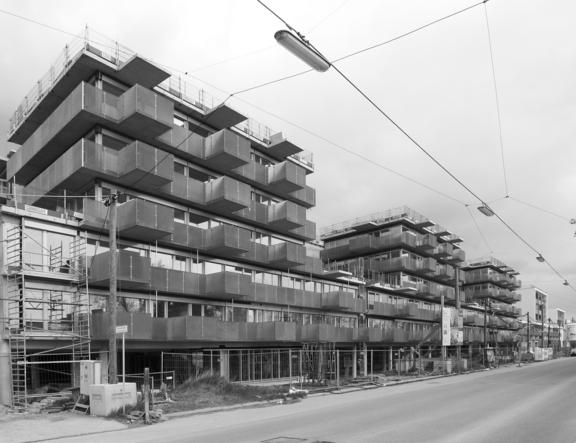 ÖGFA_Bauvisite 209: Wohnbau in der Wiesen, Wien