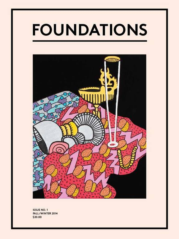 Foundations Magazine Release Party with Performance and BBQ