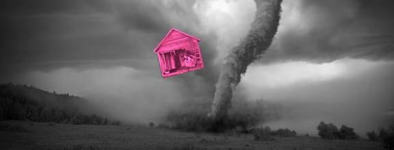Pink Panic Room
