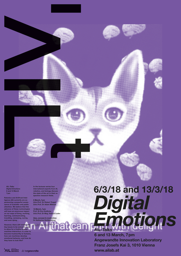 AIL-Talk: Digital Emotions II Eva Hudlicka and Helmut Leder