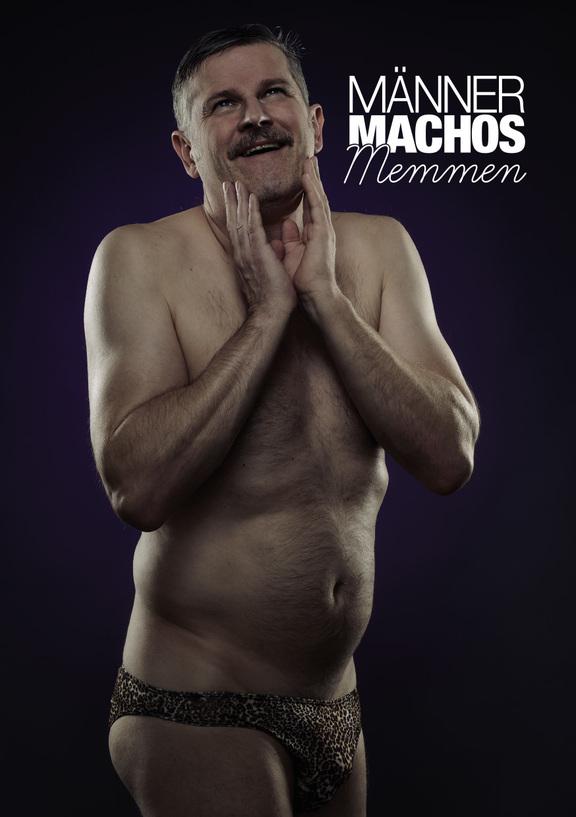 Männer, Machos, Memmen - Männerbildnisse, eine Ausstellung