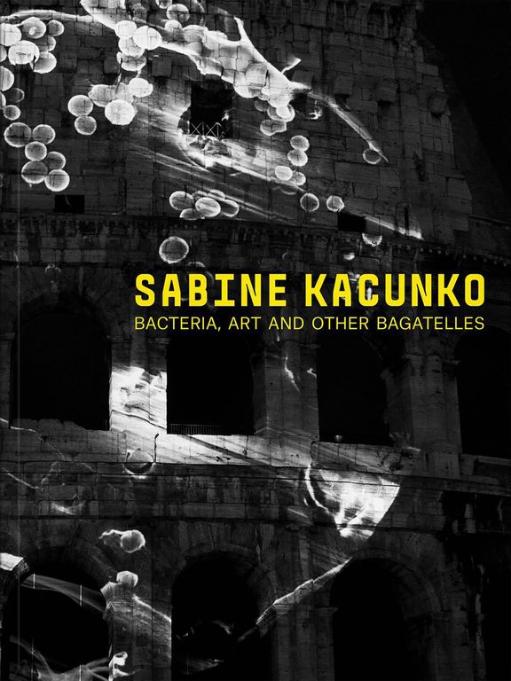 Bacteria, Art and other Bagatelles