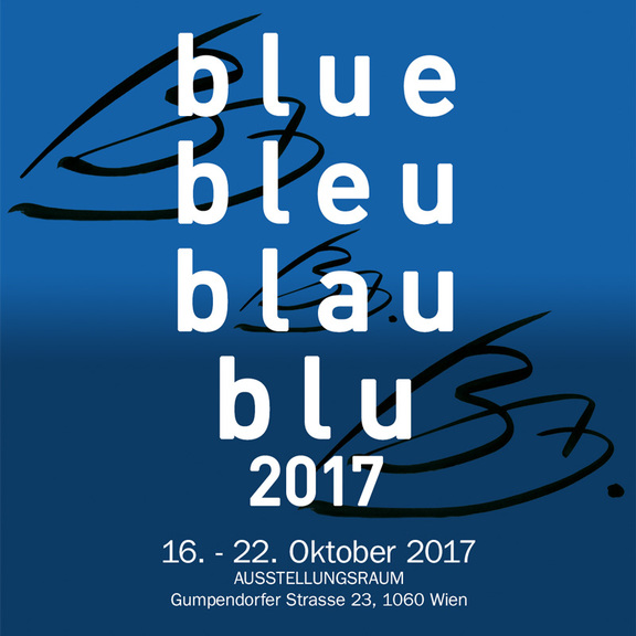 Blue bleu blau blu