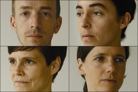 Antonia Baehr: Four Faces