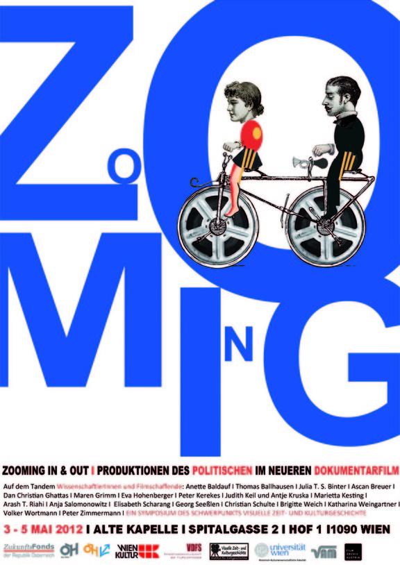 ZOOMING IN AND OUT - Produktionen des Politischen im neueren Dokumentarfilm