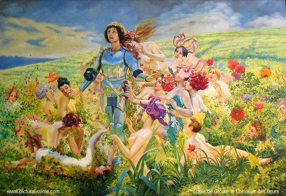 Garden of Lust - Marianne Vlaschits / Fanni Futterknecht