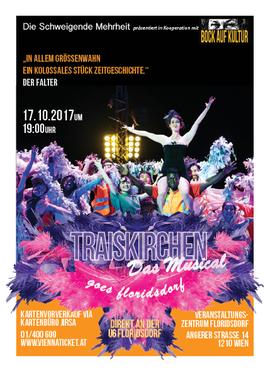 Bock auf Kultur präsentiert: Traiskirchen – das Musical goes Floridsdorf