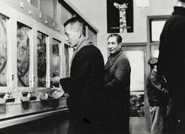 Ozo Yasujiro: Tokyo boshoku (Tokio in der Dämmerung) (1957)
