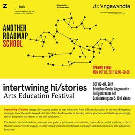 intertwining hi/stories – Arts Education Festival