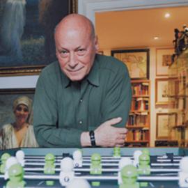 Mein Leben für die Kunst. Ausstellungsrundgang mit Helmut Klewan