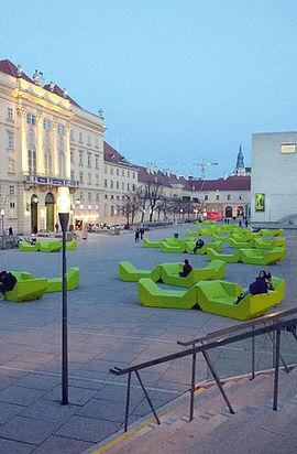 Falter-Stadtexpedition: Orte der Kulturpolitik