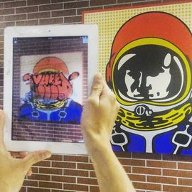 Relocating Grafitti: Interventions with Augmented Reality