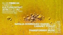 Klub Moozak #90 meets KulturKontakt Austria