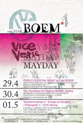 Boem - 1sr year Party