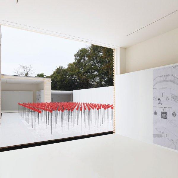Discordo ergo sum, Austrian Pavillon, BiennaleArte 2019 © Renate Bertlmann, Foto: Sophie Thun
