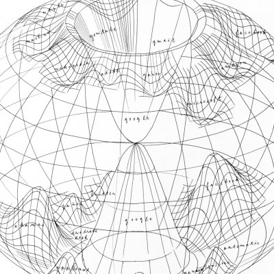 Louise Drulhe, The Two Webs, 2017, Courtesy die Künstlerin