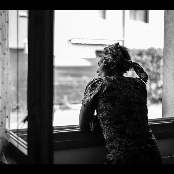 Linda Zahra, aus der Serie A Window in Exile, 2017, Foto: Linda Zahra