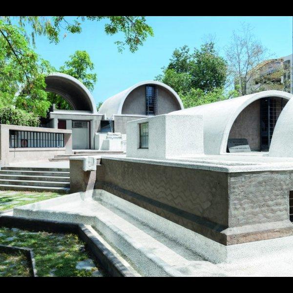 Balkrishna Doshi, Architekturbüro Sangath, Ahmedabad, 1980 © Iwan Baan 2018