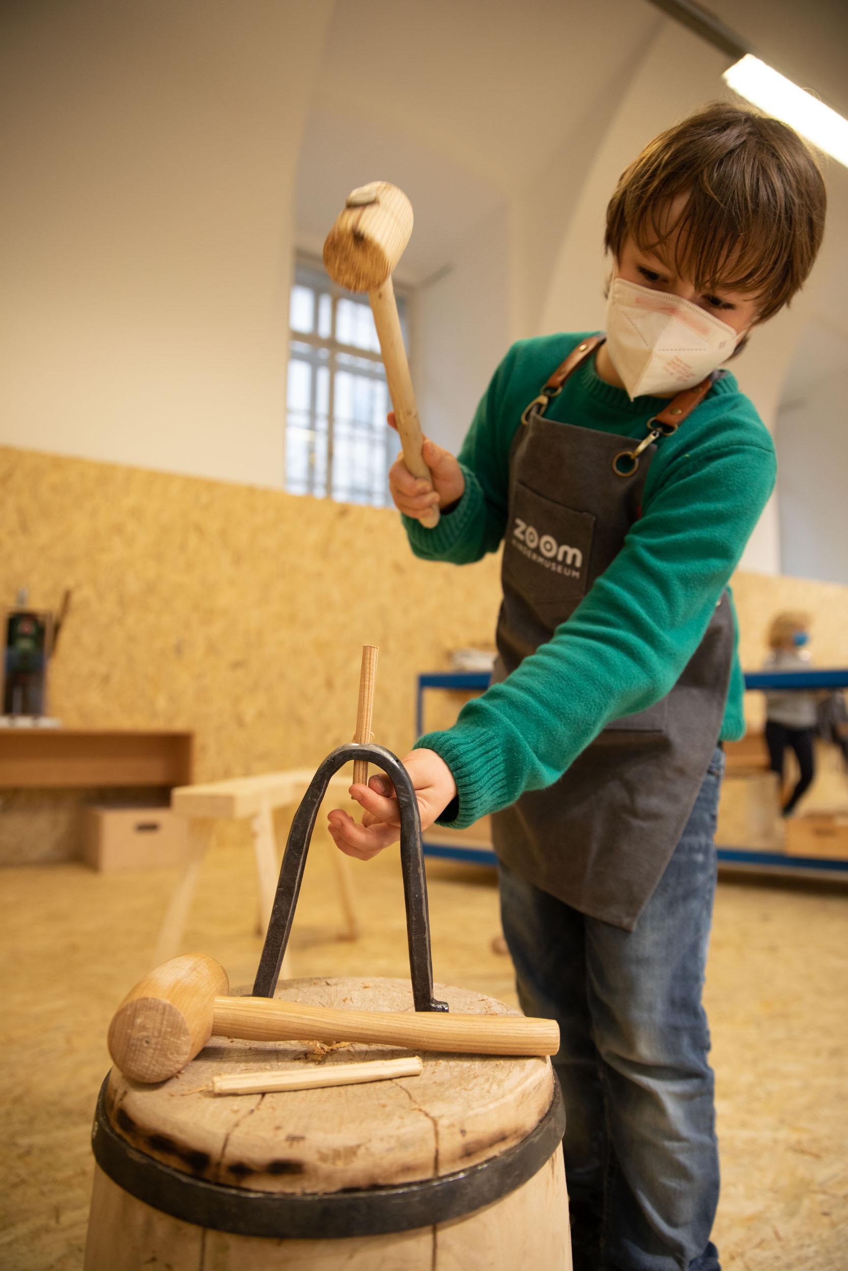 eSeL Foto: Alles Holz (Zoom Kindermuseum, 16.02.-02.07.2021)