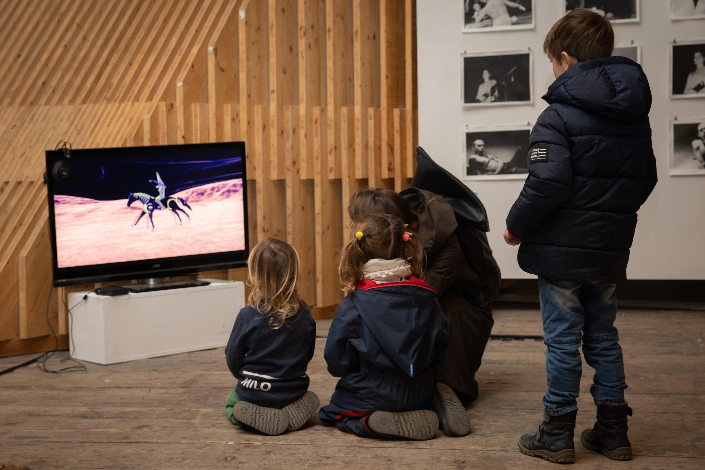 Akademie der Bildenden Künste Wien: Rundgang 2020 (24.1.2020, Semperdepot / Lehargasse) | Foto: eSeL.at - Joanna Pianka)