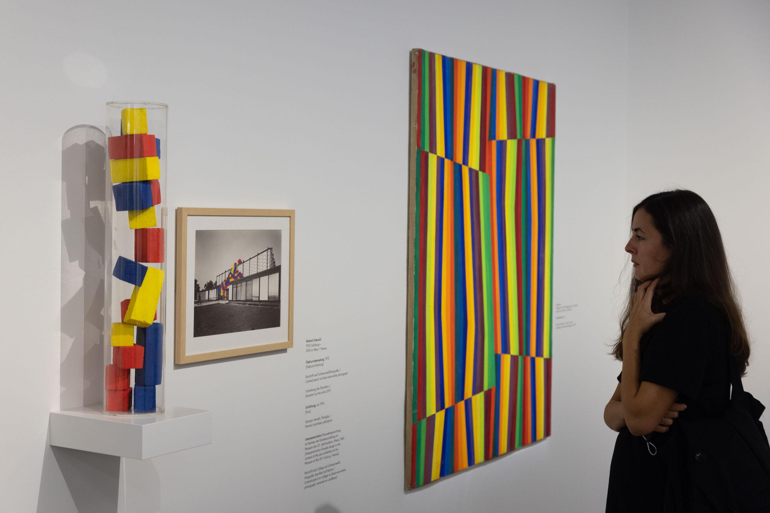 eSeL Foto: Avantgarde und Gegenwart. Die Sammlung Belvedere von Lassnig bis Knebl (Belvedere 21, Eröffnung 14.9.2021)