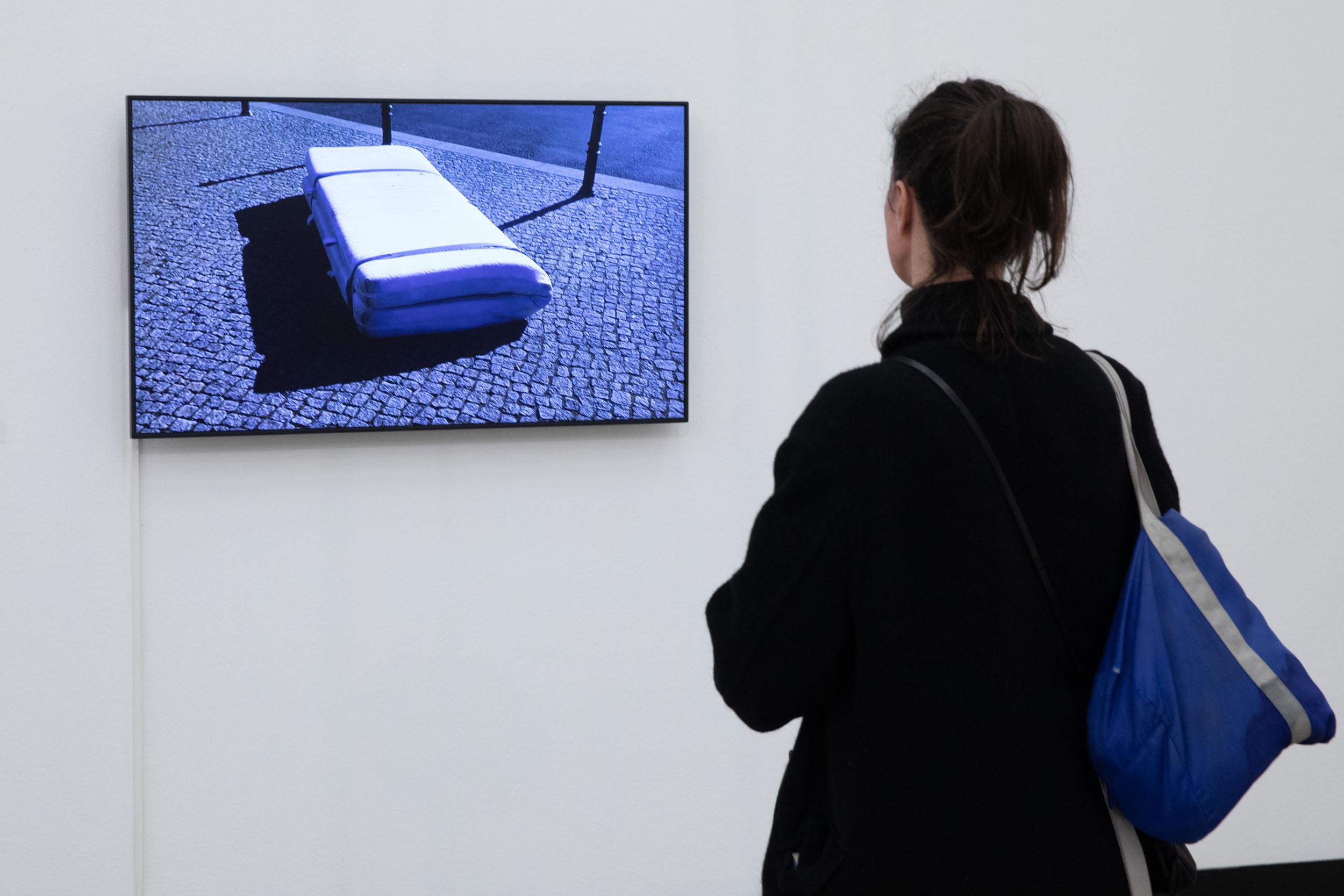 Kunsthalle Wien: … von Brot, Wein, Autos, Sicherheit und Frieden (8.3.2020, Eröffnung) | Foto: eSeL
