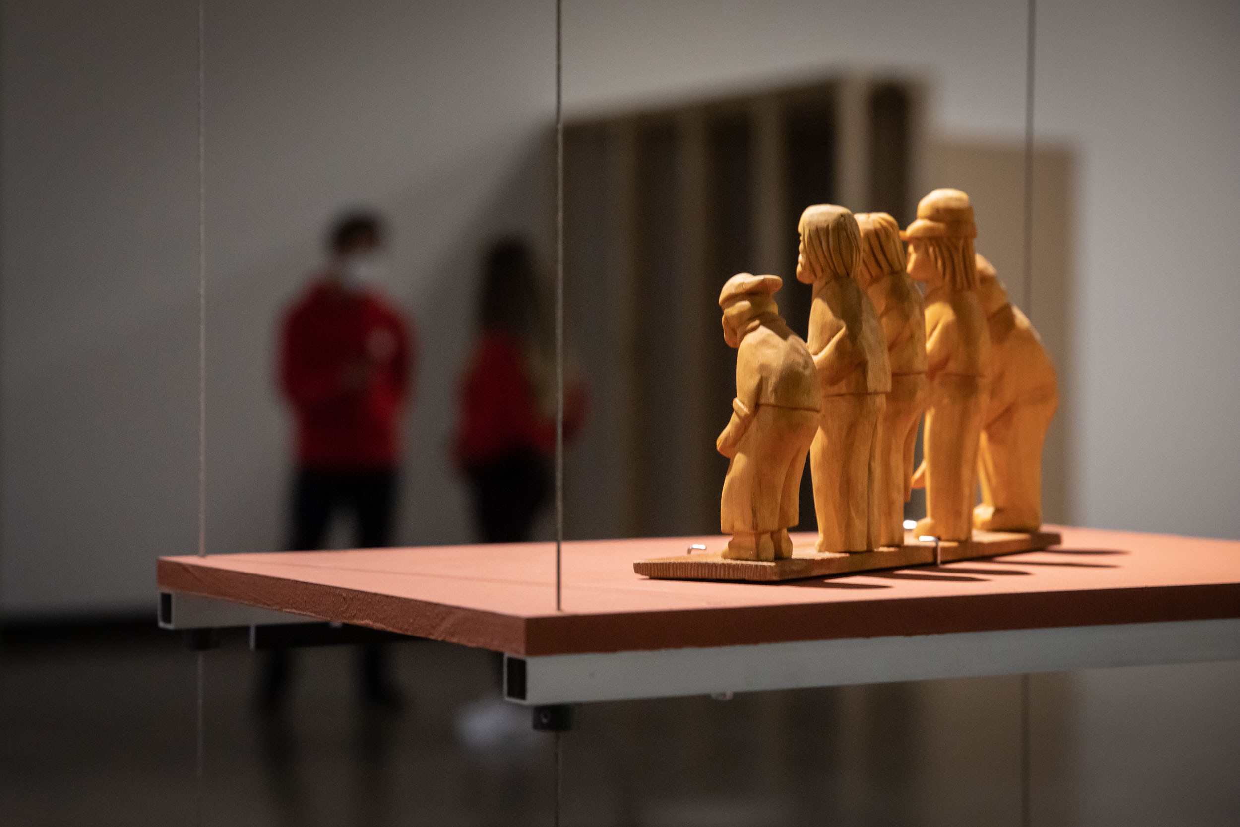 eSeL Foto: Averklub Collective. Manuš heißt Mensch (Kunsthalle Wien, 2.6. - 5.9.2021)