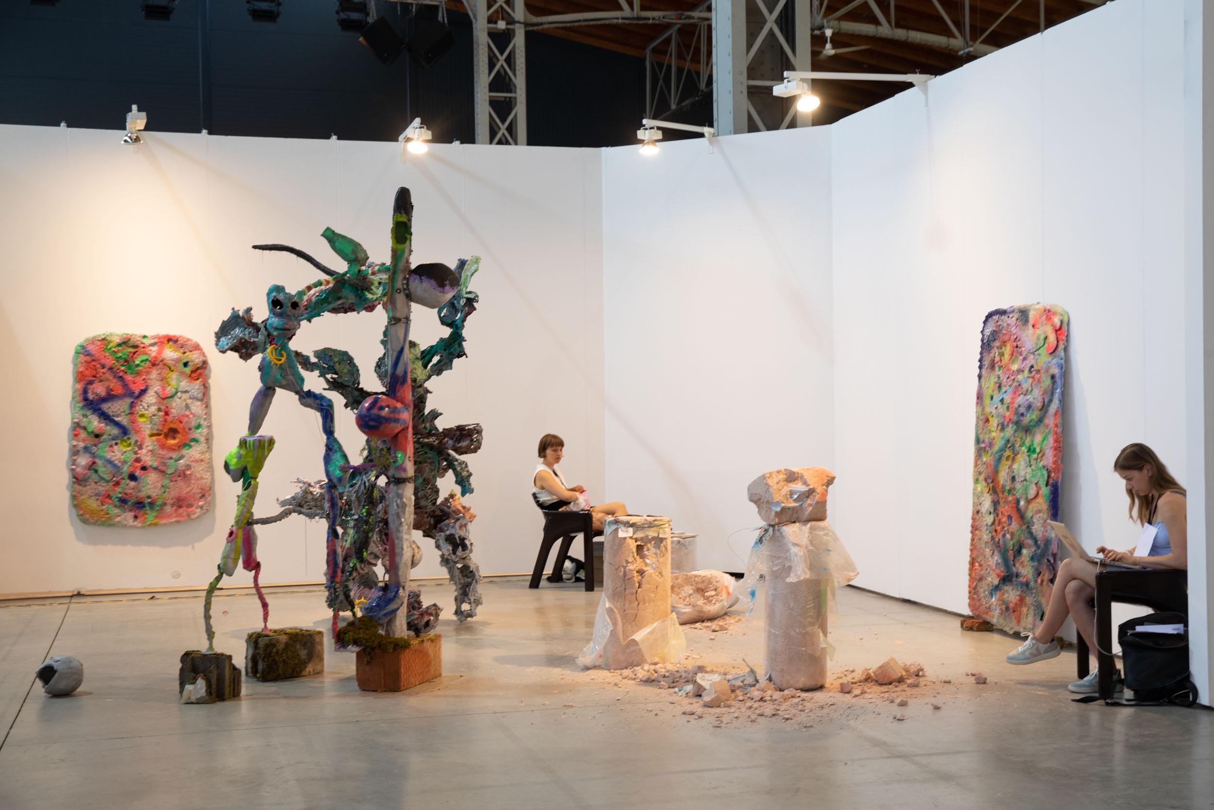 eSeL Foto: Karl Karner - Galerie Kandlhofer @ SPARK Art Fair (Marx Halle, 24.6.-27.6.2021)