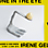 Irene Gellein. A stone in the eye