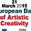 European Day of Artistic Creativity