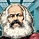Karl Marx in Wien. Nachgezeichnet von P.M. Hoffmann