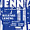 JENNY II Release-Lesung