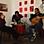 La Musa _ concert on campus _ Fabian Faltin, Bernadette Zeilinger, Diego Muné