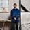 VAW: Künstlergespräch mit Andrew M. Mezvinsky über die Installation A Good Day