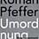 Roman Pfeffer: Umordnung/Rearrangement