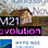 M21 evolution FINISSAGE-PARTY