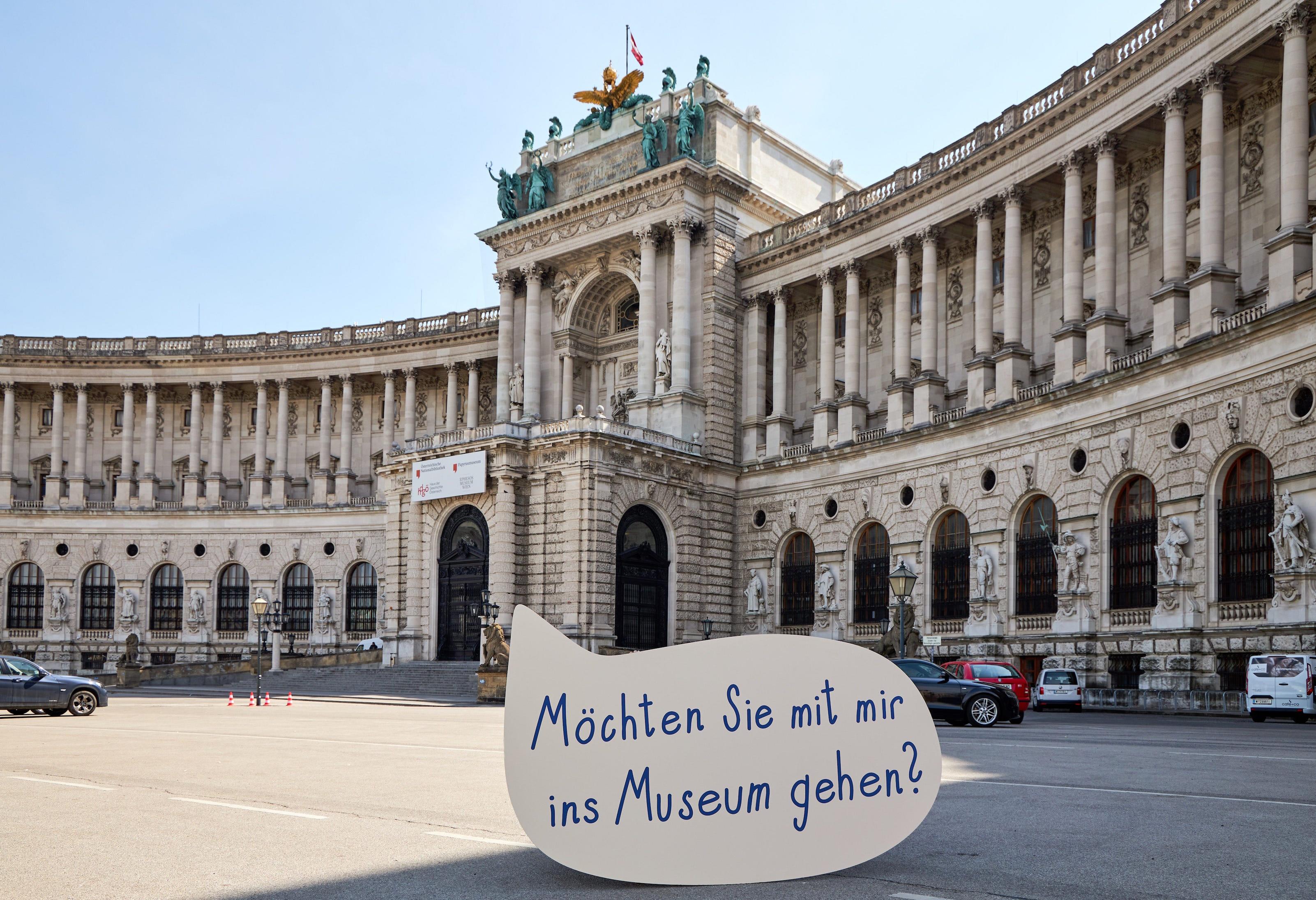 Haus der Geschichte Österreich (Foto: Institut für Kunstgeschichte, Armin Plankensteiner)