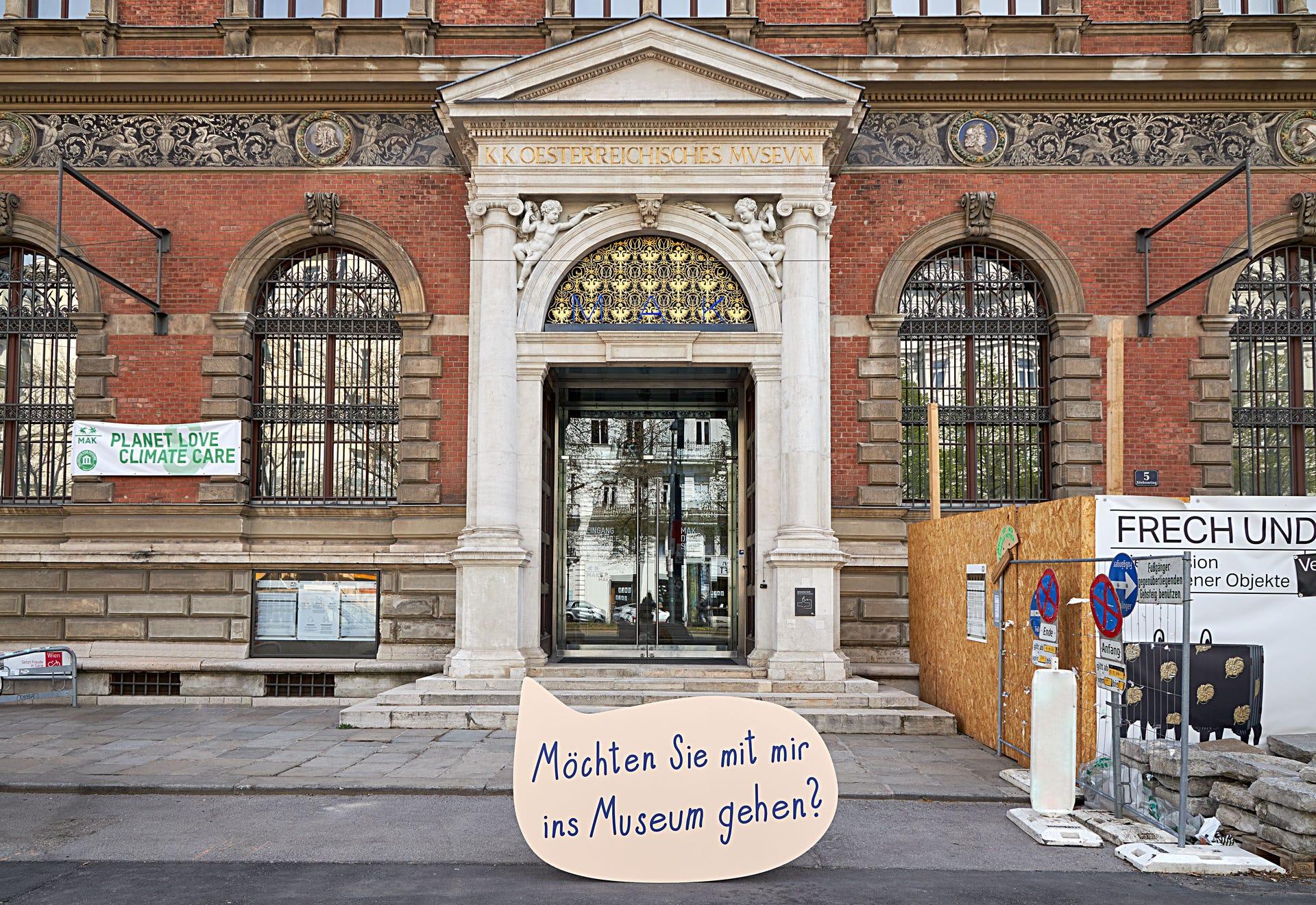 MAK – Museum für angewandte Kunst (Foto: Institut für Kunstgeschichte, Armin Plankensteiner)
