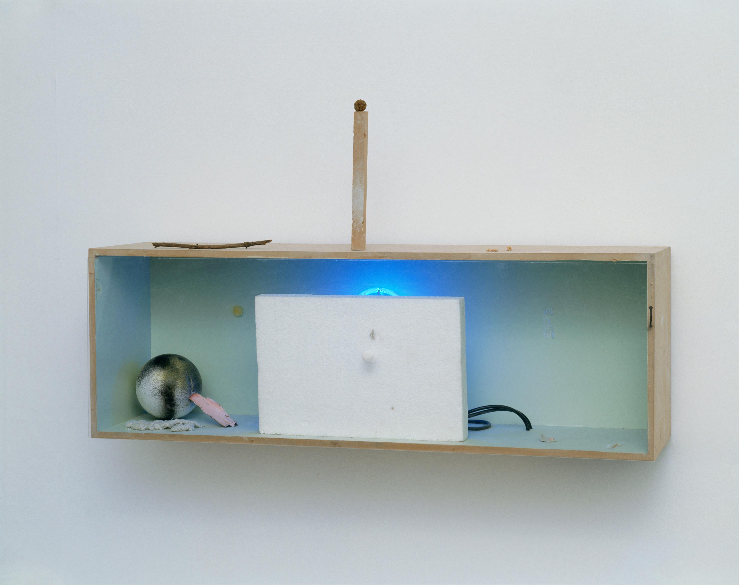 Rebecca Warren, The Living, 2005 © Rebecca Warren. Courtesy Maureen Paley, Galerie Max Hetzler, und Matthew Marks Gallery.